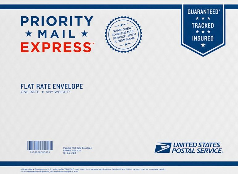 Usps Priority Mail Express Shipping Upgrade Priority Mail Express