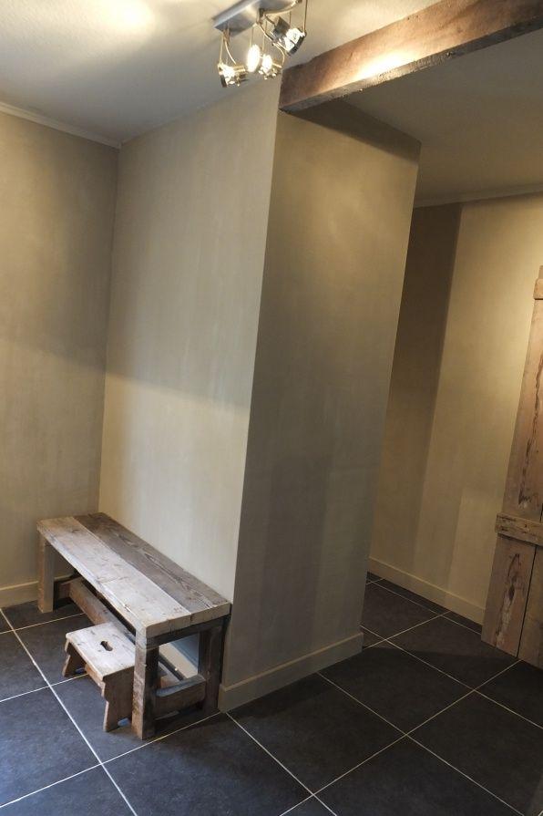 Binnenkijken badkamer | Styling & Living Fresco Lime Paint of Pure ...