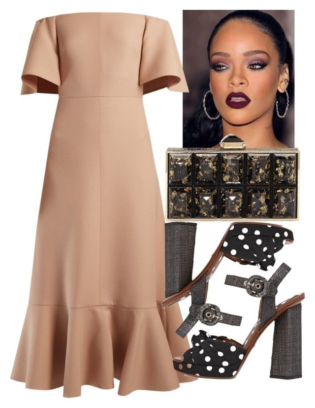 """CHICAGO NIGHT"" by staydiva on Polyvore featuring moda, Valentino, Dolce&Gabbana y Judith Leiber"