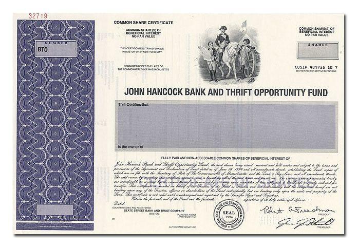 17 καλύτερα ιδέες για John Hancock Funds στο Pinterest Vintage - company share certificates