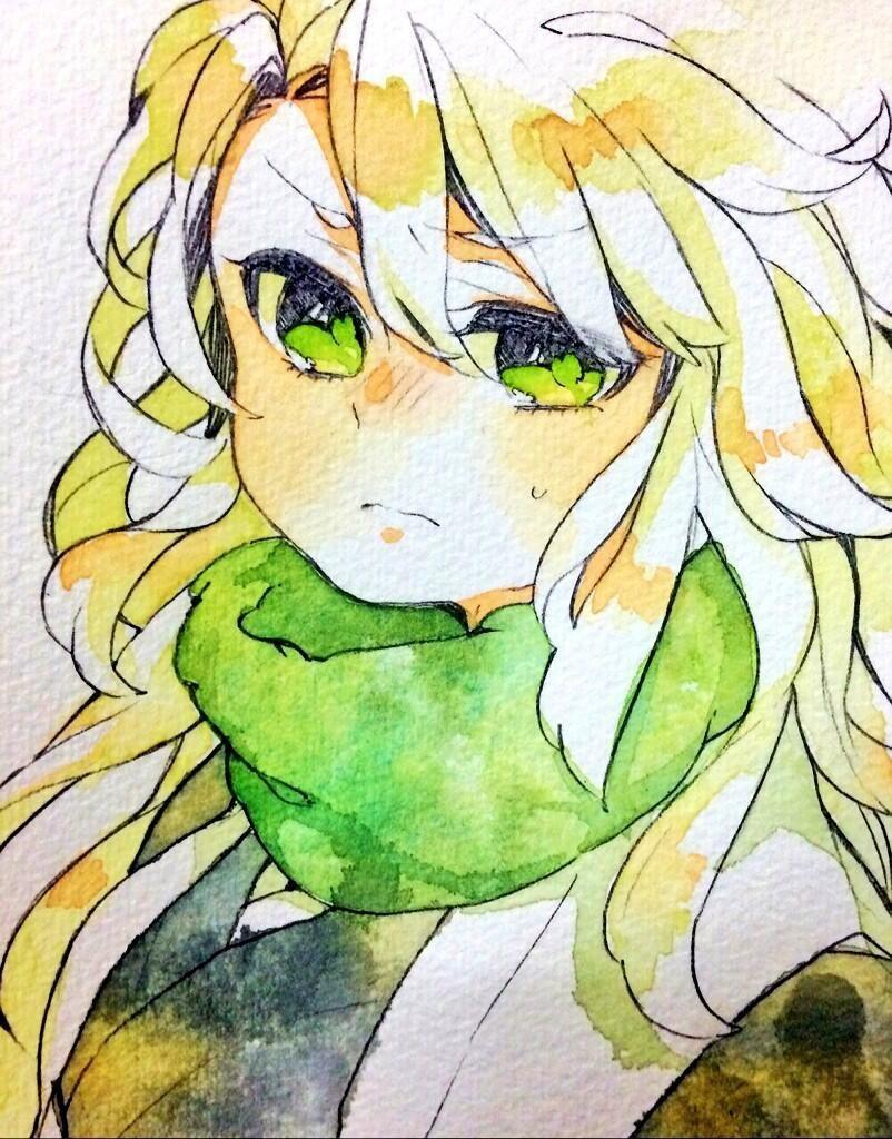 [Bleach] Hitsugaya Toshiro (c) Anime, Bleach, Anime fanart