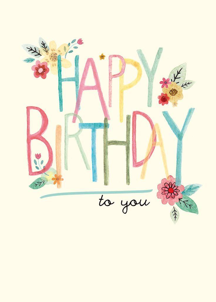 Felicity French Happy Birthday Cards Happy Birthday Pictures Happy Birthday Images