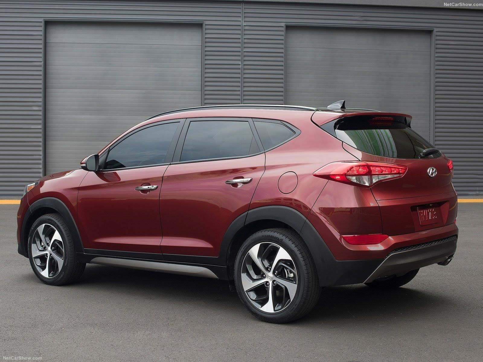 2016 Hyundai Tucson 2 4l 4 Cylinder Sport And Limited Fwd Turbo Engine M