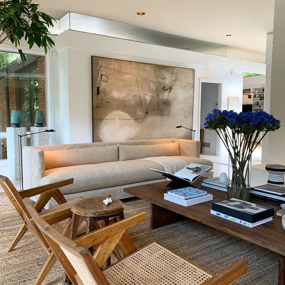 """William Rankin McLure IV on Instagram """"Beautiful Sunday light, now that the rain has subsided       hopefully for good  interiordesign interiors midcenturymodern…"""" is part of Home decor - 4,942 Likes, 111 Comments  William Rankin McLure IV (@william mclure) on Instagram """"Beautiful Sunday light, now that the rain has subsided       hopefully for good  interiordesign…"""""""