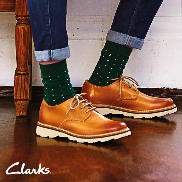 Clarks AutumnWinter 2014 Collection | Men's shoes | Frelan Walk