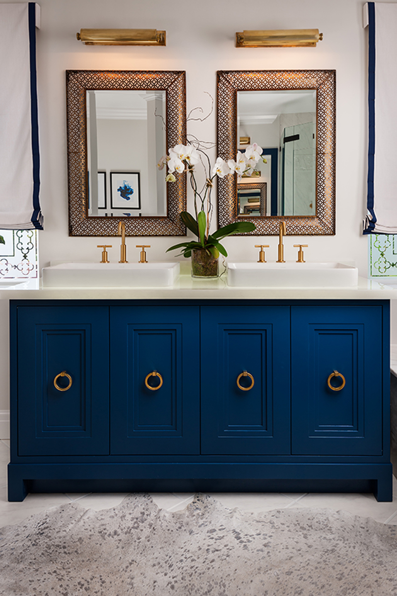 15 Gorgeous His And Hers Bathroom Sinks With Images Blue