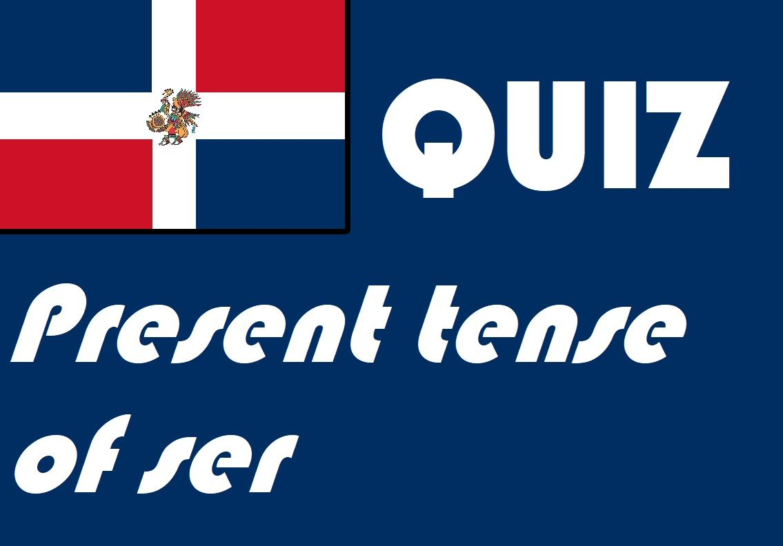 Spanish Present Tense Of Ser Quiz Or Worksheet Distance