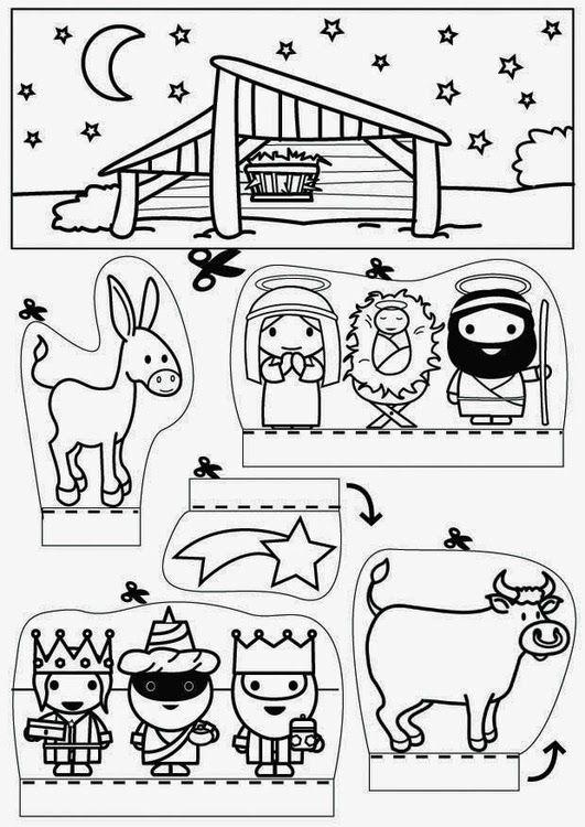 Imagenes De Belenes Para Imprimir.Imprimolandia Belenes Para Imprimir Imprimir Nativity
