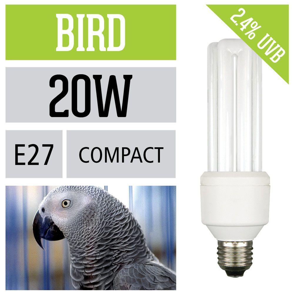 Arcadia Bird Lamp Compact 20 W Vogelzubehor Haltbar