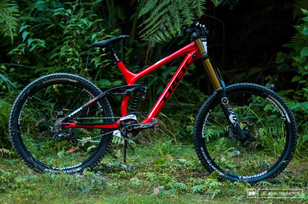 Talking 650b Dh Bikes With Trek With Images Best Mountain Bikes