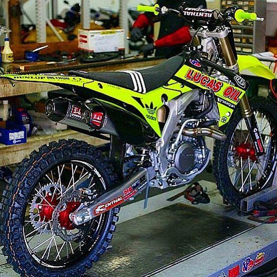 Idea By Red On D I R T Motorcross Bike Motocross Motocross Bikes