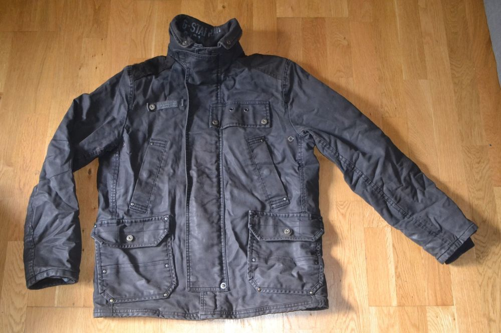 G Star Raw Are Synonymous With High Quality Designer Clothing This Coat Is In Very Good Used Condition See Photos Size Large G Star G Star Raw Jackets