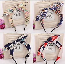 6 Mixed Headpiece Hair Accessories Women Lady Girl Headband Hair Band Gift H101 : Want more? https://bitly.com/showmemorepls