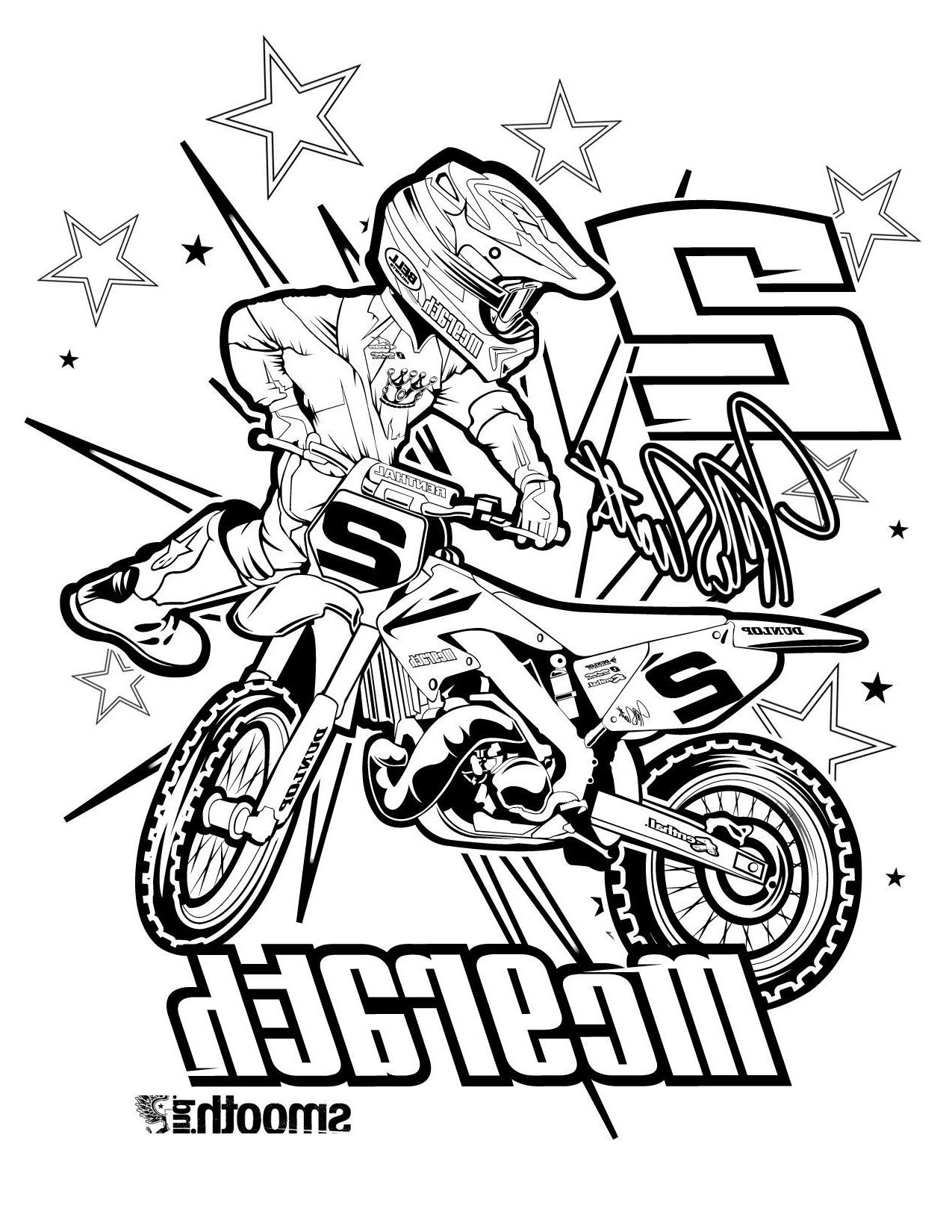 12 Simple Moto Cross Coloriage Gallery Coloriage Moto Coloriage
