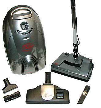 Fuller Brush Canister Vacuum Cleaner with Power Head $249