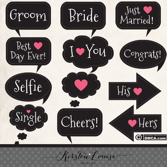 picture relating to Wedding Photo Booth Props Printable identify Pin as a result of Dima Almasri upon showers and celebrations in just 2019