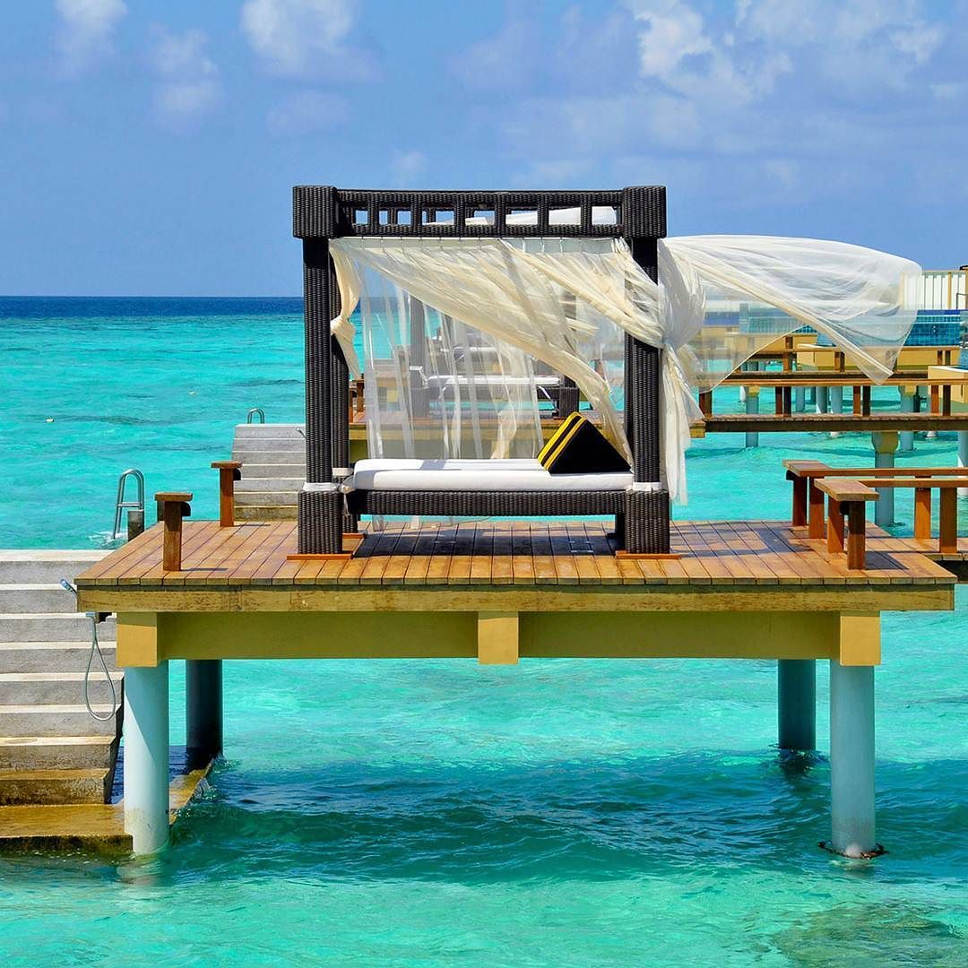 Angsana Velavaru #hotelsandresorts #maldives Imagine