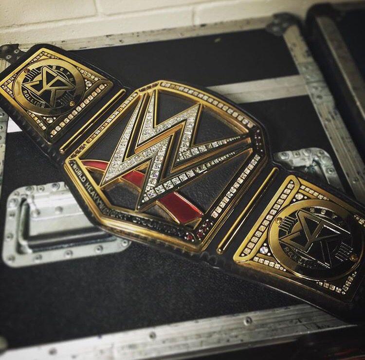 Wwe World Heavyweight Championship World Heavyweight
