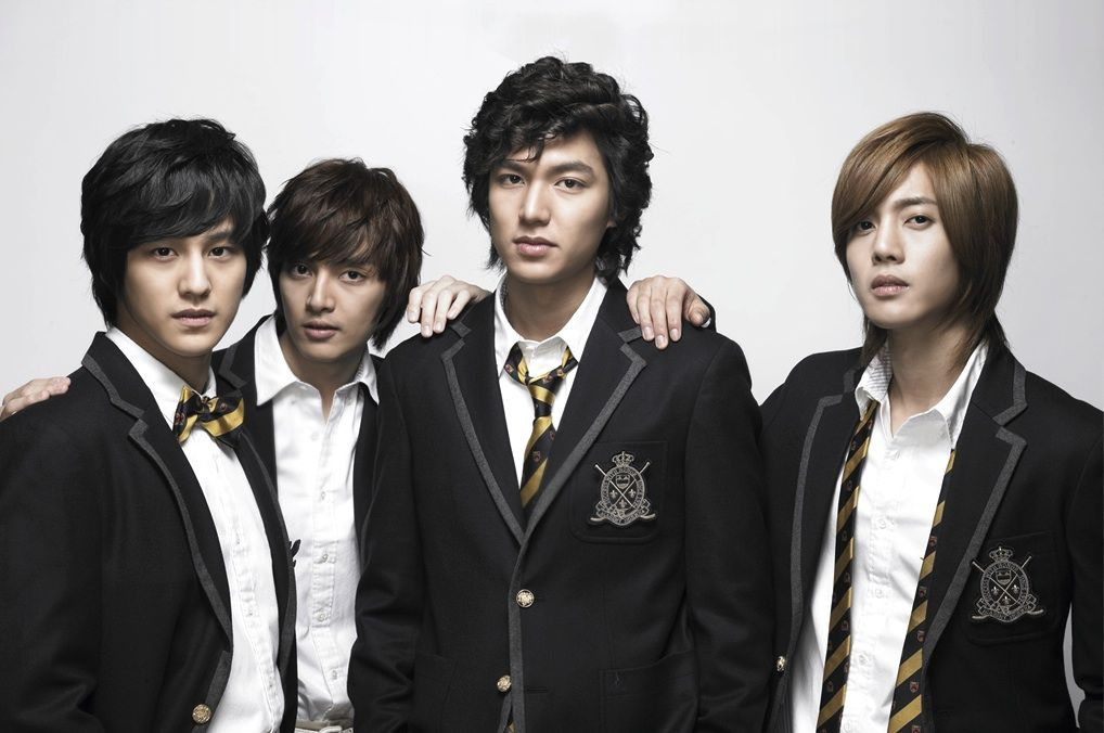 Win this \u0027Boys Over Flowers\u0027 poster in our Lee Min Ho\u0027s