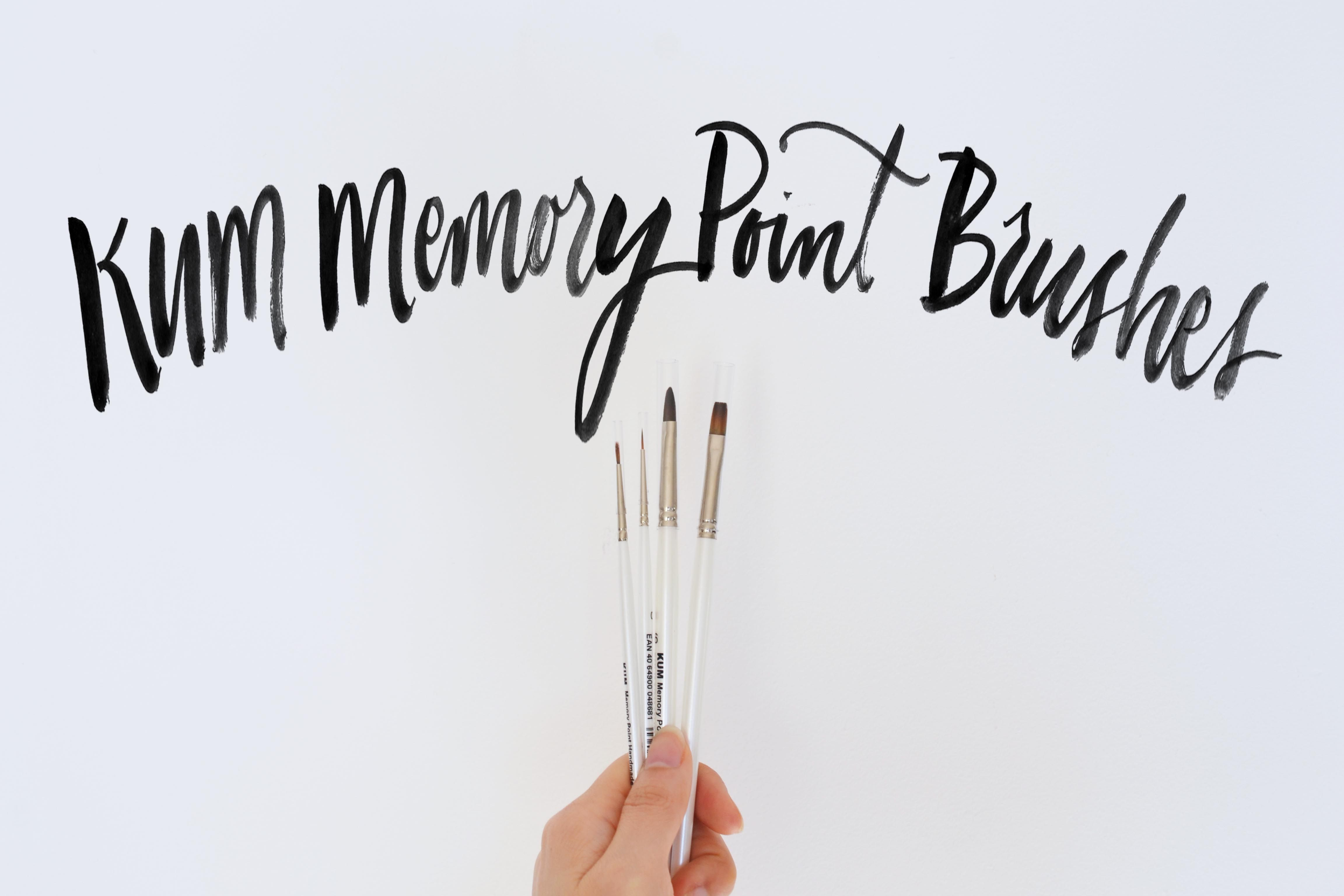 Paint Brushes For Calligraphy
