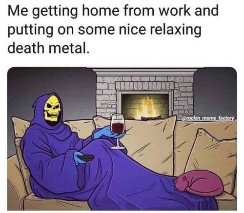 Metal Memes For The Satanically Inclined