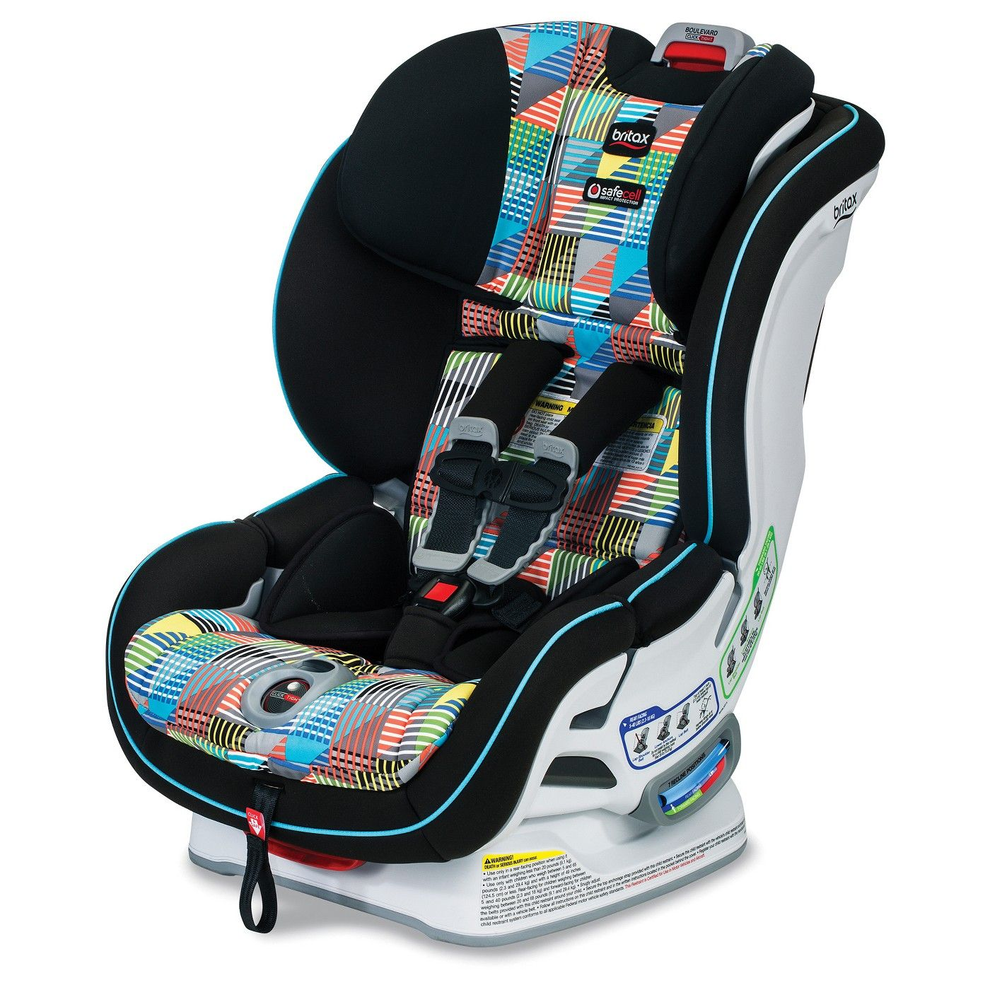 graco extend to fit car seat front facing installation
