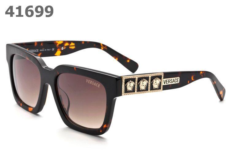 2ccec20888caf Versace Medusa Sunglasses 4329 brown frame
