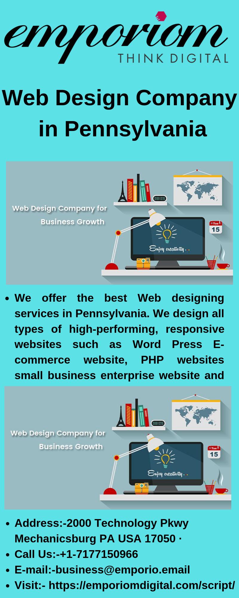 Web Development Company In Pennsylvania Web Design Company Design Company Interactive Advertising