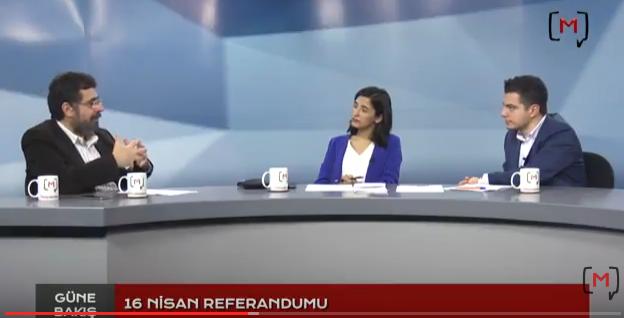 Medyascope ///  Güne Bakış (3 Mart 2017): Konuk Kemal Can