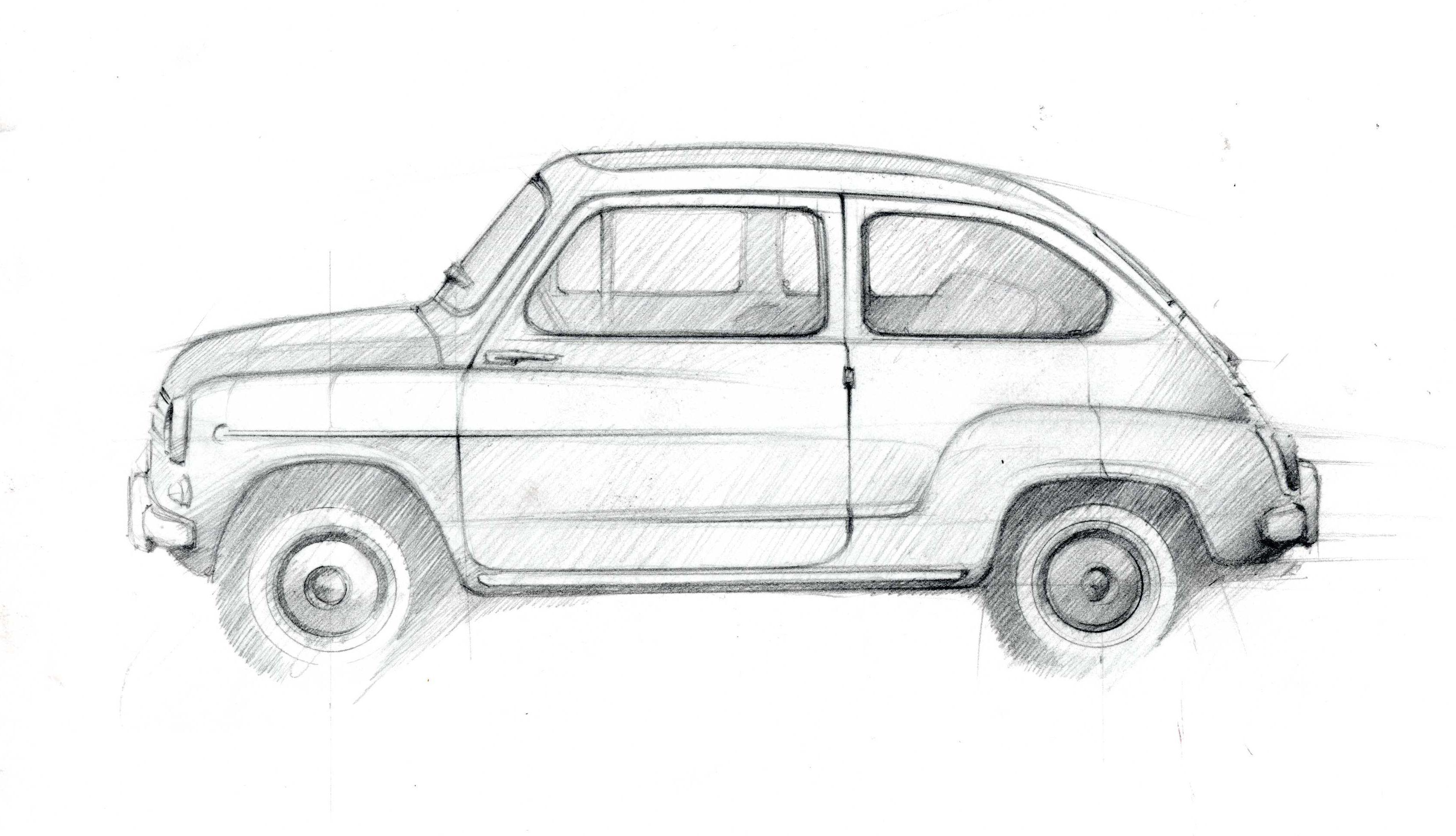 Fiat Hot Rod