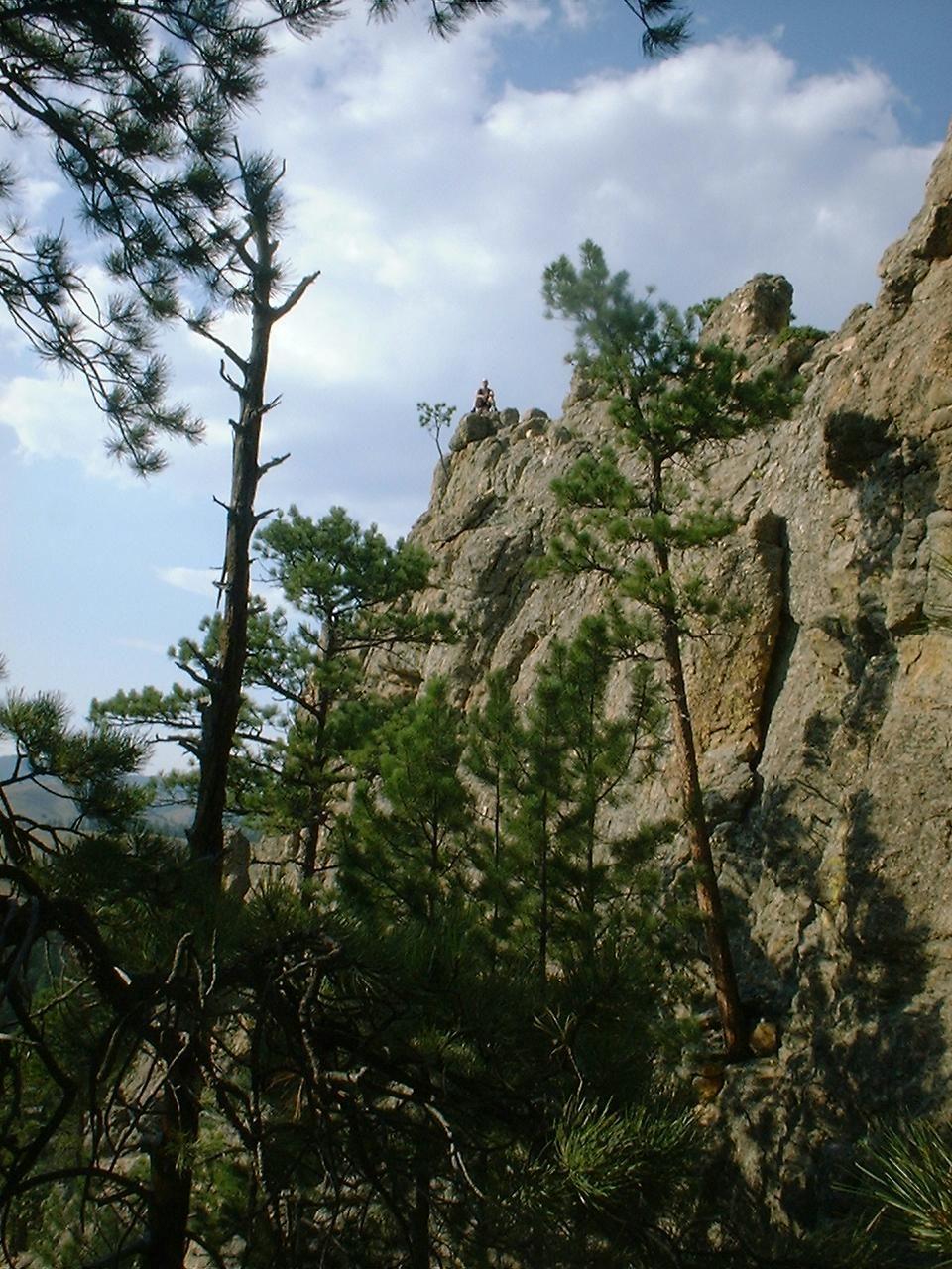 Lovers Leap Trail South Dakota