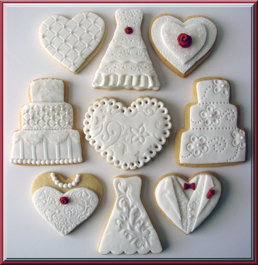 iced wedding cake cookies wedding cookie gallery wedding cookies cookies 16245