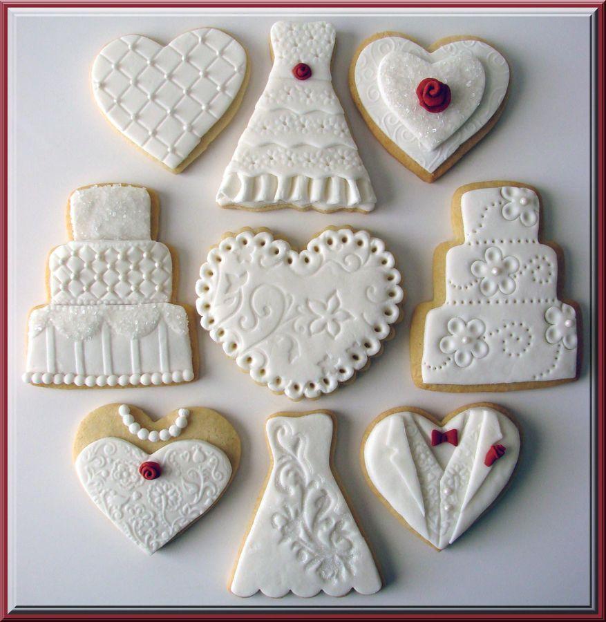 Wedding Cookie Gallery