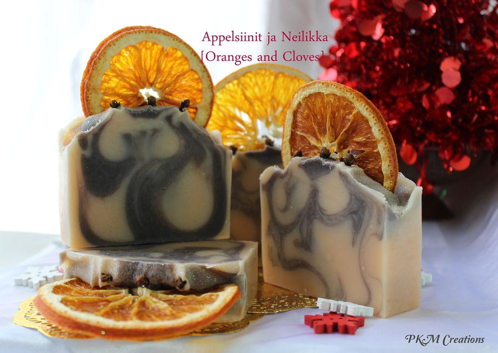 Appelsiinit ja Neilikka, AU$7.50