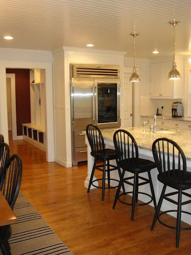 Pendant Lights Over Island Above With 8 Foot Ceilings Kitchens Forum