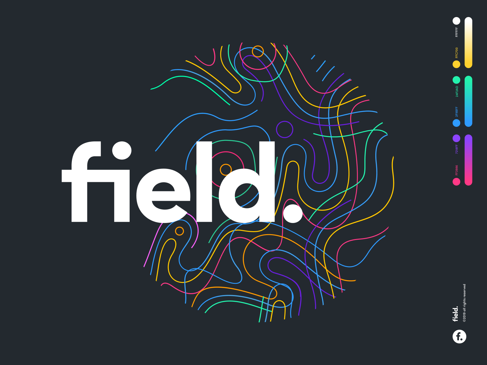 field  | AVI STUDIOS | Marketing logo, Sketch website, Workspace design