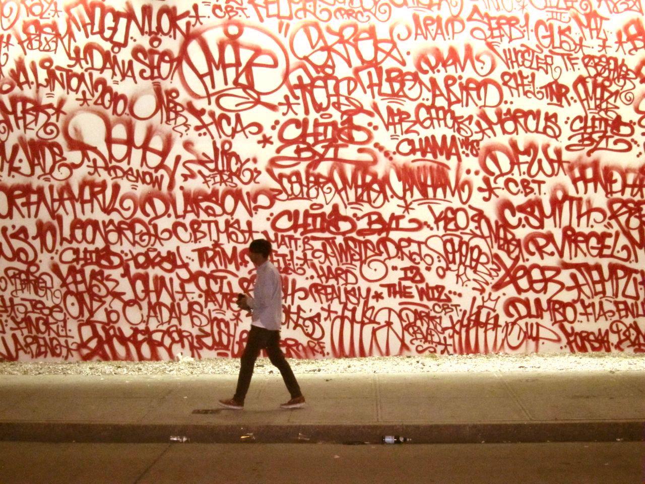 Un grande museo celebra graffiti e street art...