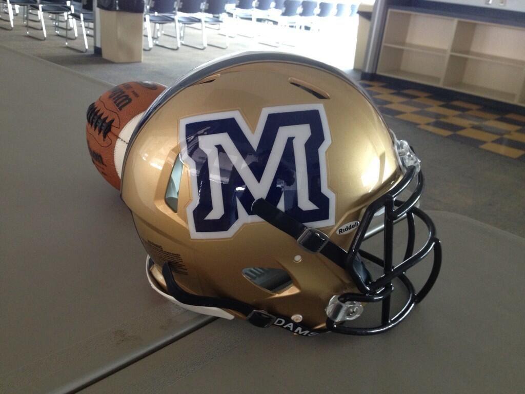 Montana State Helmet