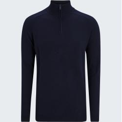 Gran Sasso - Pullover in Grün | Herren Gran SassoGran Sasso #zippertop