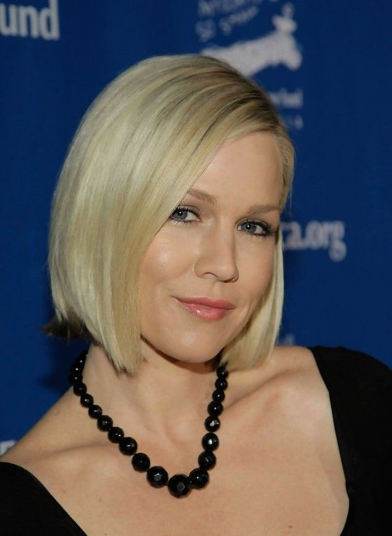 10 popular short side parted straight haircuts   straight bob