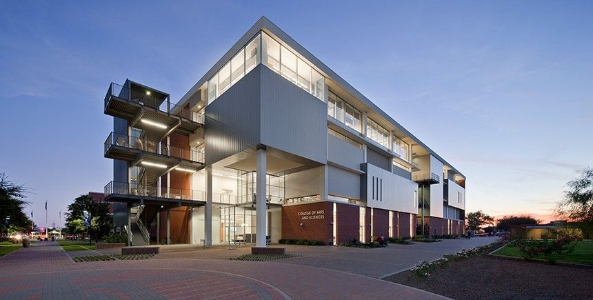 Grand Canyon University College Of Arts And Sciences