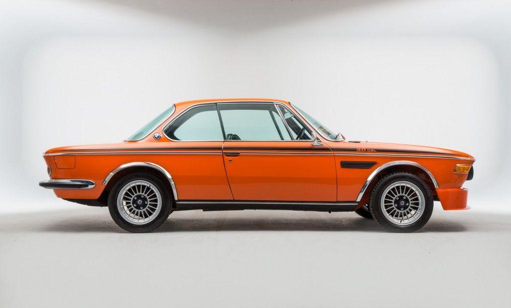 BMW E9 3L CSL | Fast Classics