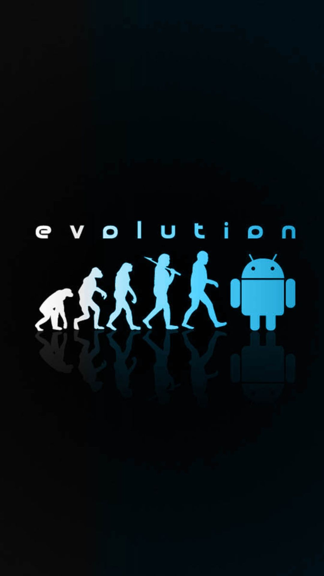 android evolution android wallpaper