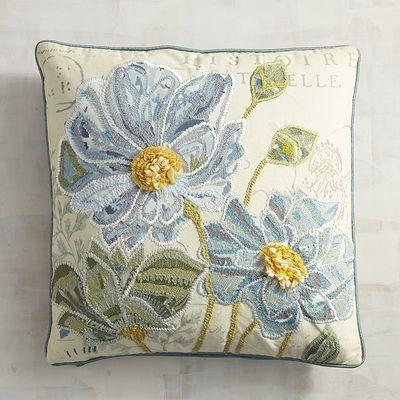 Monogram Lumbar Pillow