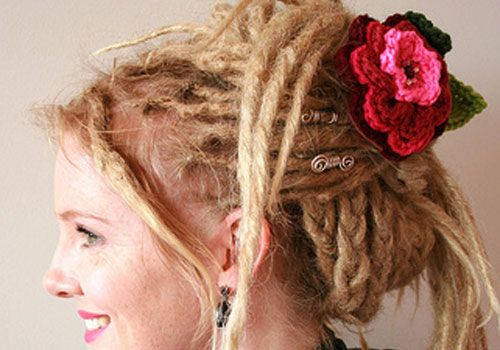 Marvelous 1000 Images About Dreadlocks On Pinterest Updo Wedding And Short Hairstyles For Black Women Fulllsitofus