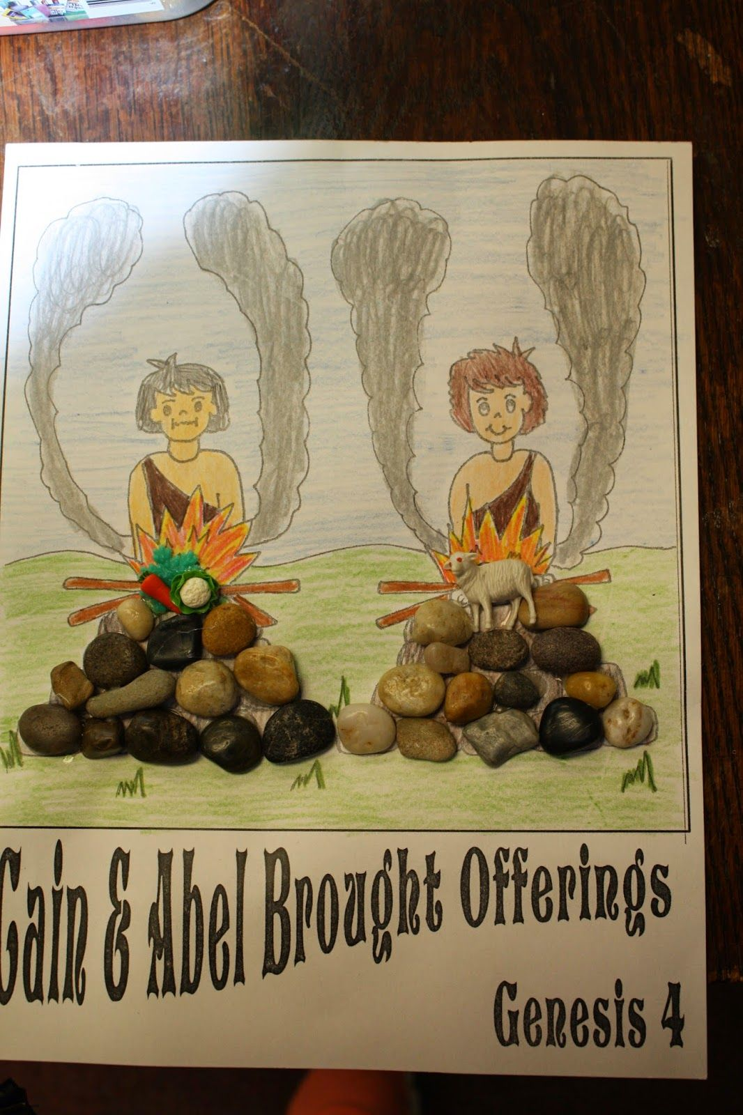 Hands On Bible Teacher: Cain and Abel | Bible Lessons | Pinterest ...