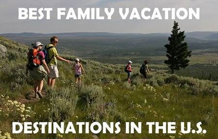 Where to go on family vacations with the whole family! #Travel #WanderlustAndLipstick