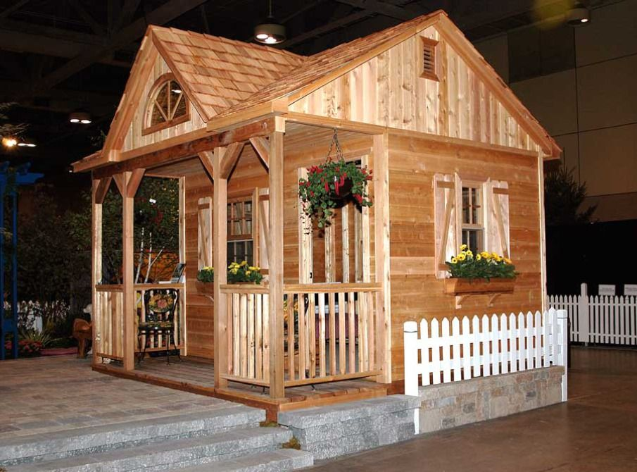 Top 10 Cheap Wood Cabins 1 Canmore Cabin for only 7600