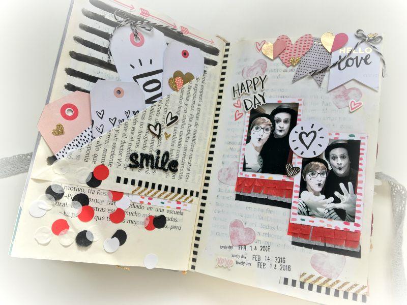 true colors scrapbook | Mini álbumes | Pinterest | Mini álbumes y Álbum