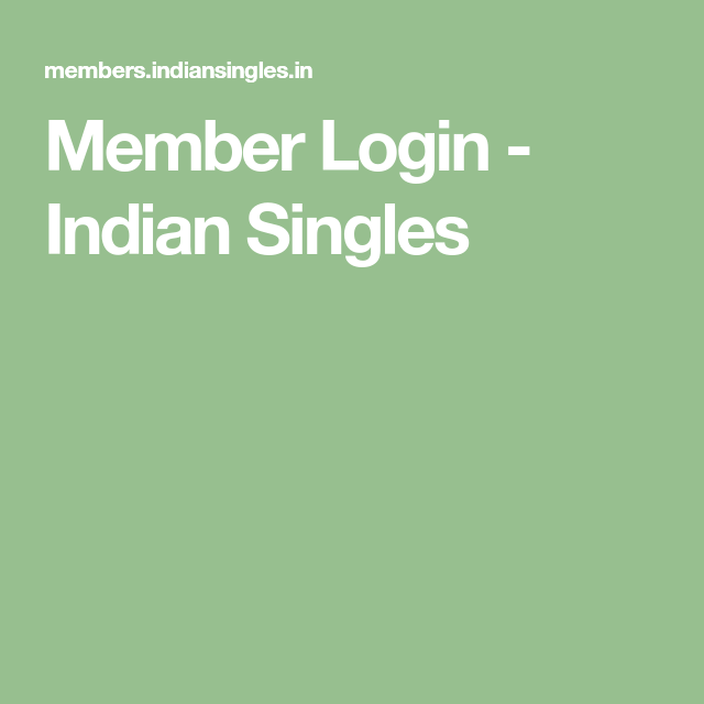 Member Login Indian Singles Whatsapp phone number